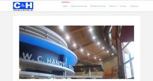 Shoals Works Client - C&H Cooling