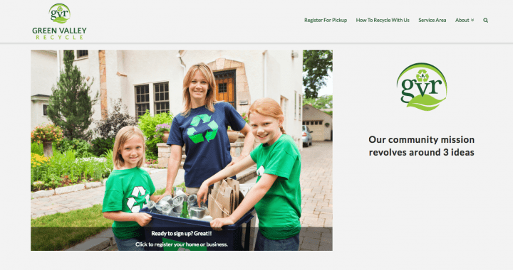 "Featured image for ""Green Valley Recycle"""