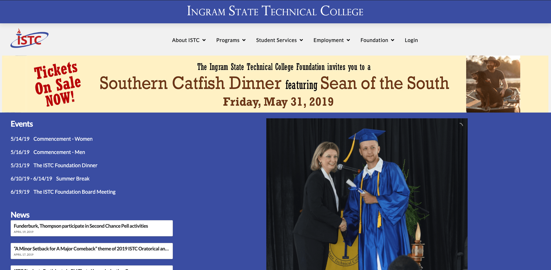 "Featured image for ""Ingram State Technical College (ISTC)"""
