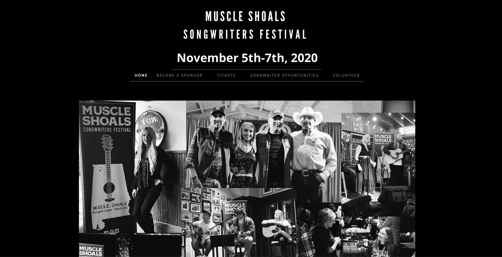 "Featured image for ""Muscle Shoals Songwriters Festival"""