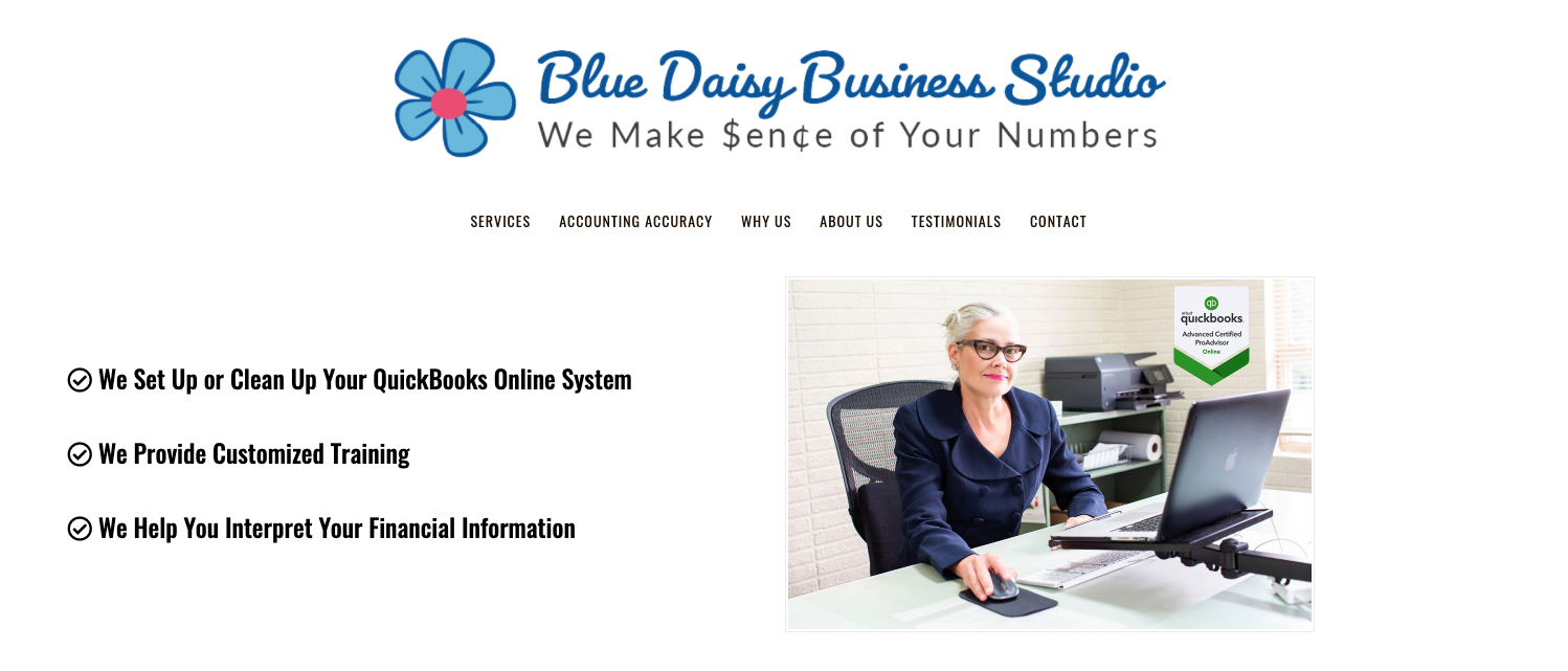 "Featured image for ""Blue Daisy Business Studio"""